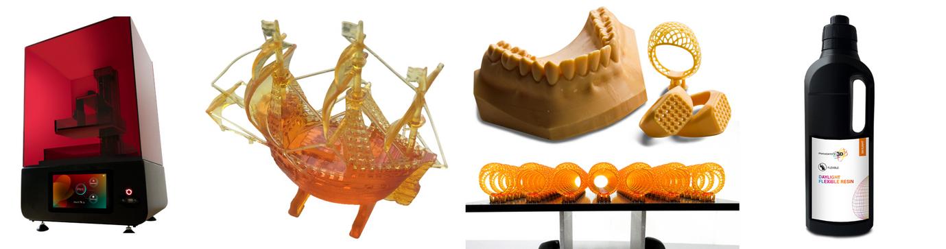 Photocentric Daylight Resin Drucker - 3DWare Shop Schweiz
