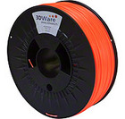 Filament ABS Orange fluoreszierend 1.75mm 1kg