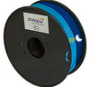 Filament ABS Glow in the dark Blau 3mm 1Kg