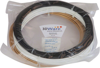 Filament ABS Mix 3mm 5x50g