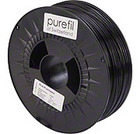 Filament PLA Recycling Schwarz 1.75mm 1Kg