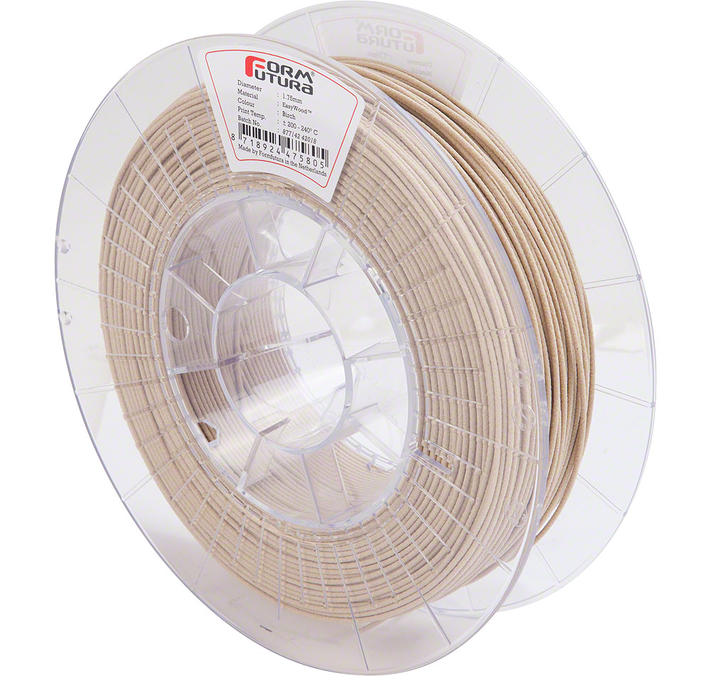 3d Printers & Supplies Formfutura Easycork Light Filament 1.75mm 500g