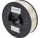 Filament PLA Transparent 1.75mm 1Kg