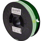 Filament PLA Glow in the Dark Grün 3mm 1Kg