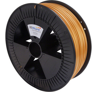 Filament PLA Gold 3mm 2.3Kg