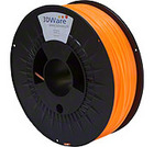 Filament PLA Orange fluoreszierend 3mm 1Kg