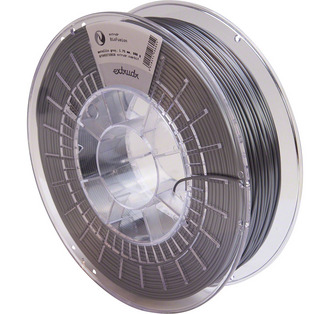 Filament BioFusion Metallisch Grau 1.75mm 0.8Kg