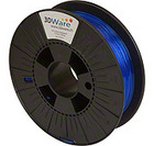 Filament PET-G-Blau transparent 1.75mm 500g
