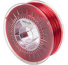 Filament PET-G Rot Transparent1.75mm 1.1Kg