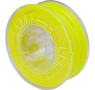 Filament PET-G Neon Gelb 3mm 1.1Kg