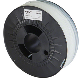 Filament Nylon PA 6.66 Natur 3mm 750g