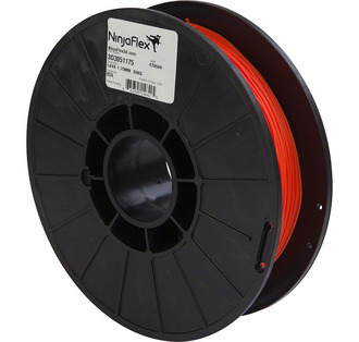 Filament NinjaFlex TPE Lava Orange 1.75mm 500g