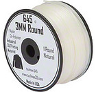 Filament taulman 3D Nylon 645 Natur 3mm 450g