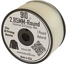 Filament taulman 3D Alloy 910 Natur 3mm 450g