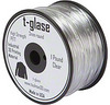Filament taulman 3D t-glase PETT CoPolymer Transparent 3mm 450g