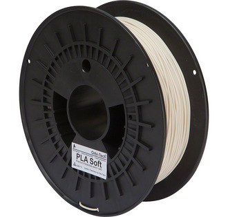 Filament PLA Soft Natrural 1.75mm 750g