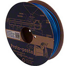 Filament HTPLA Metallisch Blau 3mm 500g