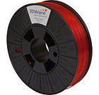 Filament M-ABS Rot transparent 1.75mm 750g