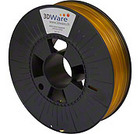 Filament M-ABS Gelb transparent 3mm 750g