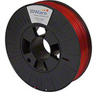 Filament M-ABS Rot transparent 3mm 750g