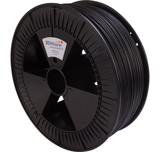 Filament PET-G mit Carbon Dunkelgrau 1.75mm 2.3Kg