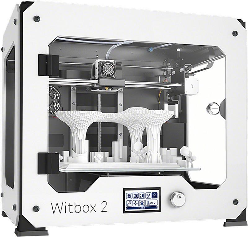 bq witbox 2 3d drucker 3dware shop schweiz. Black Bedroom Furniture Sets. Home Design Ideas