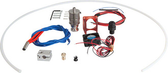 E3D Lite6 HotEnd Full Kit - 1.75mm mit Bowden Addon 24v