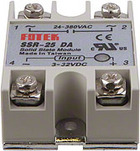 SSR-25DA DC to AC Covered Solid State Relay