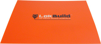 LokBuild 3D Print Build Surface 203mm x 203mm