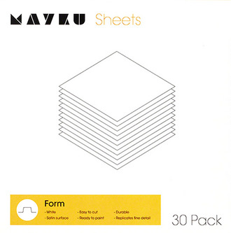 Mayku Formbox Form Sheets