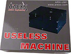 Bausatz Arexx-Useless Maschine
